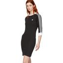 adidas Originals Black 3-Stripes Dress