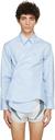 Martine Rose Blue Frutalli Shirt
