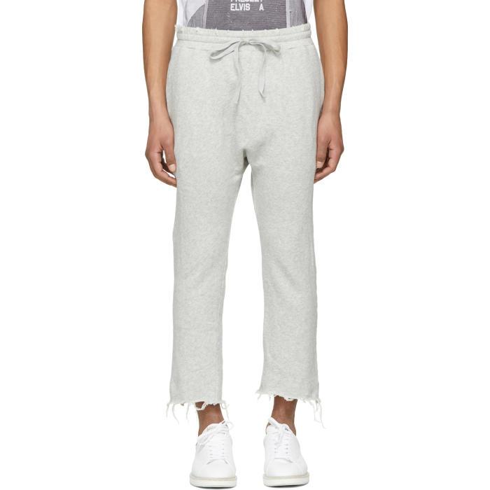 Grey Field Lounge Pants R13 Sale Limited Edition Largest Supplier Sale Online 6c4sk