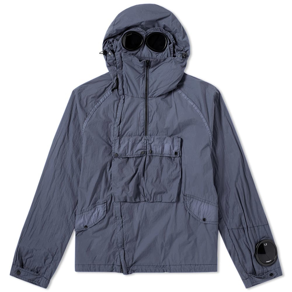C.P. Company Nyfoil Pullover Goggle Parka Grey