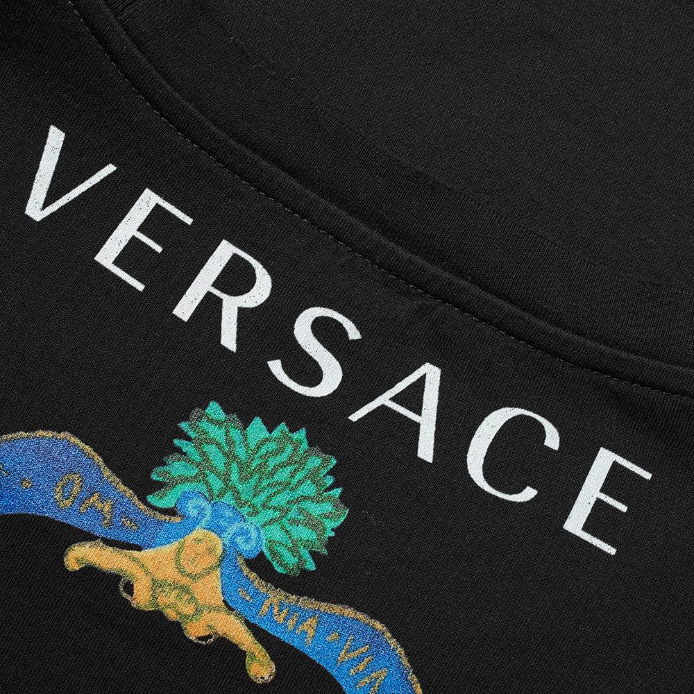 Versace x Andy Dixon Back Logo Caravaggio Tee