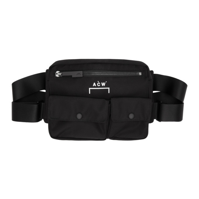 Photo: A-Cold-Wall* Black Abdomen Pouch