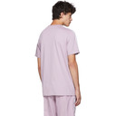 adidas Originals Purple Lock Up T-Shirt