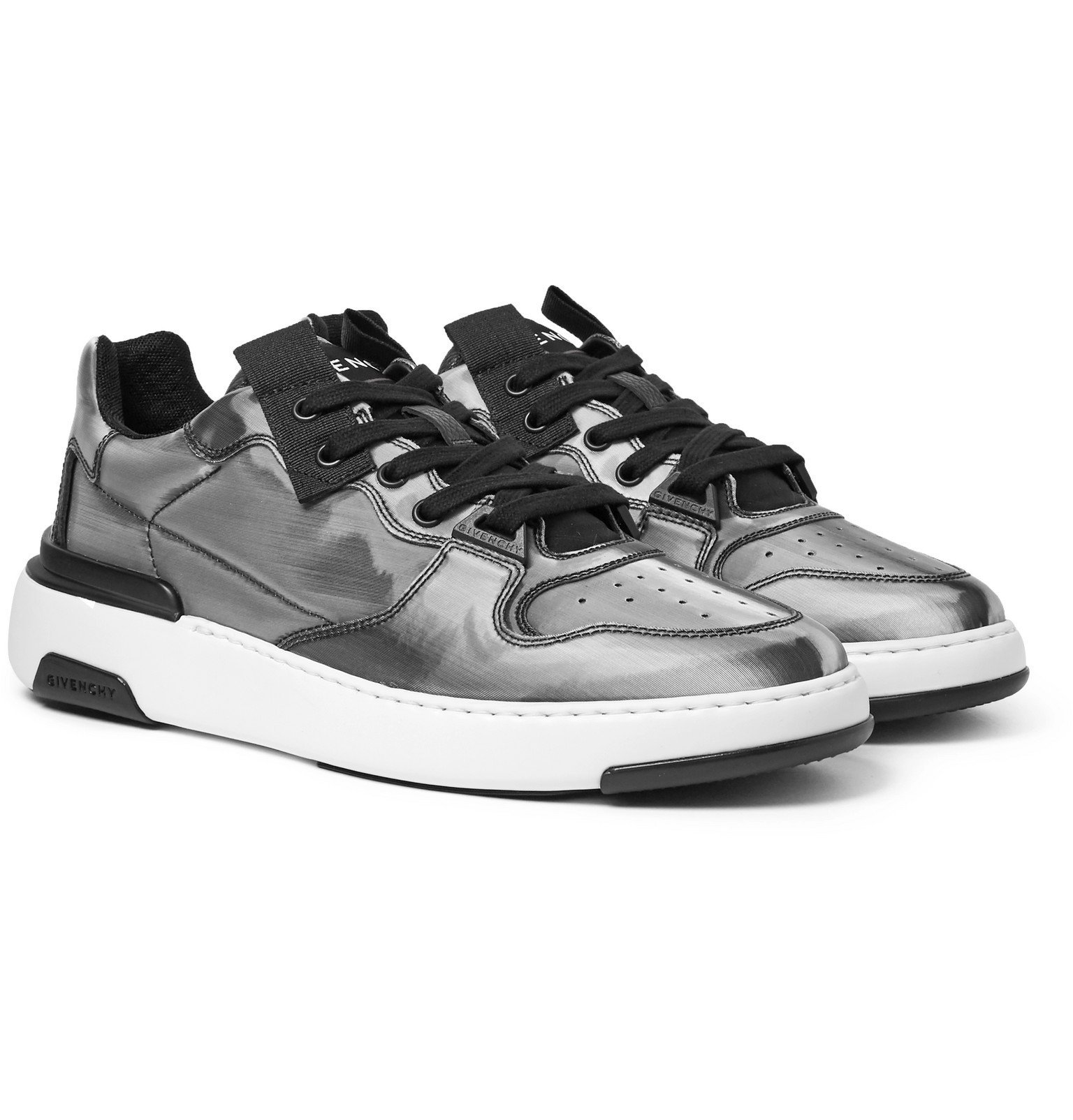 Givenchy - Wing Holographic Canvas