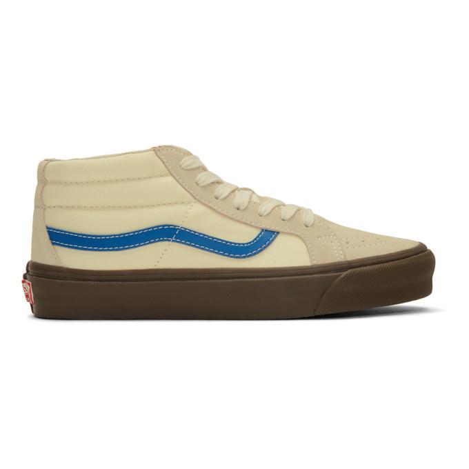 Photo: Vans Off-White OG SK-8-Mid Lx Sneakers