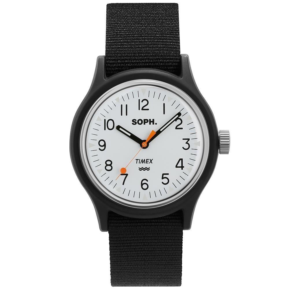 Photo: END. x SOPH. x Timex MK1 Watch