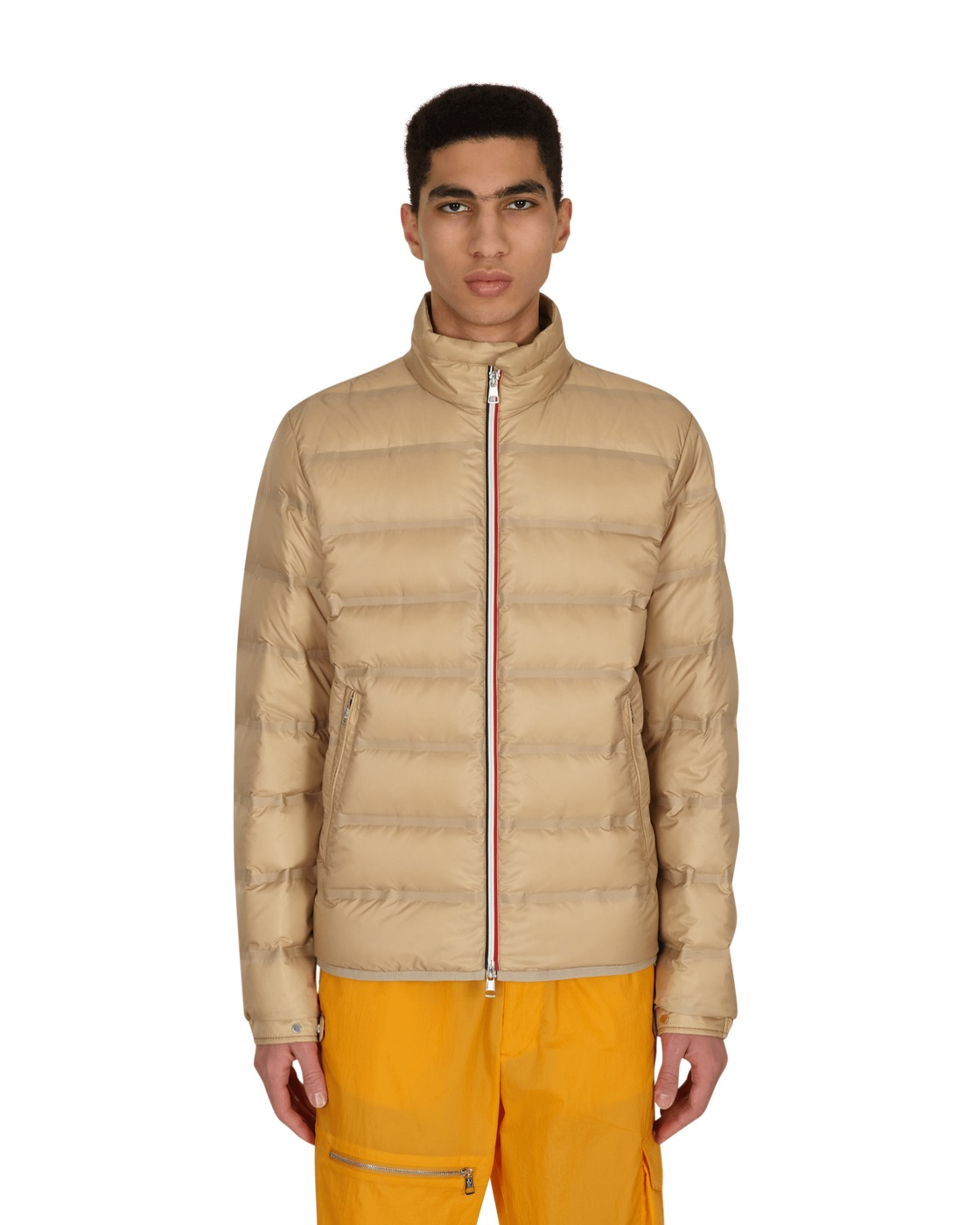 Photo: Moncler Genius 2 Moncler 1952 Helfferich Jacket Beige