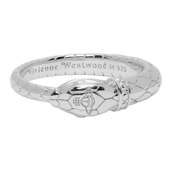 Photo: Vivienne Westwood Silver Avalon Ring