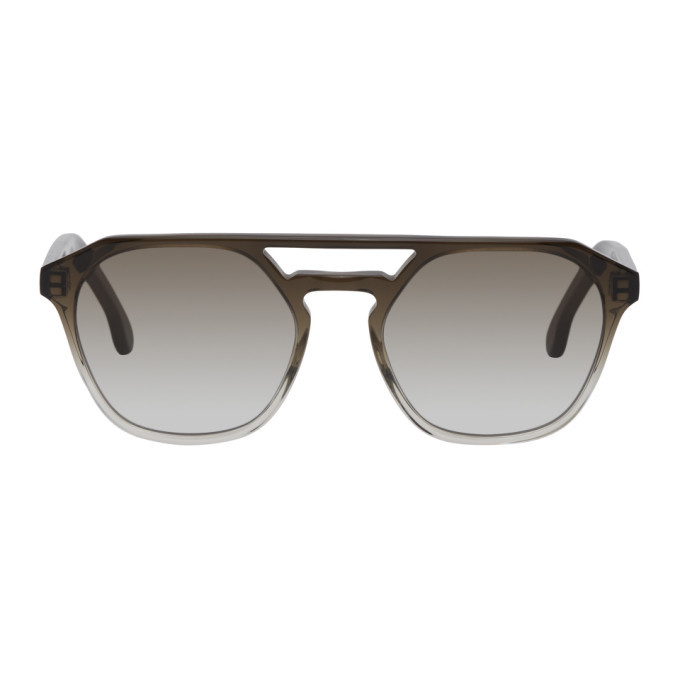 Photo: Paul Smith Black Gradient Barford Sunglasses
