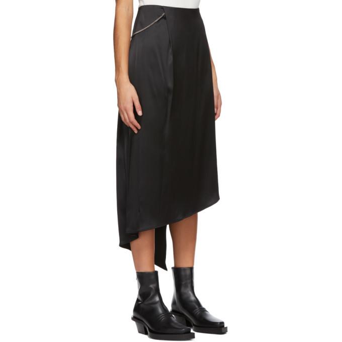 1017 ALYX 9SM Black Chain Mid-Length Skirt