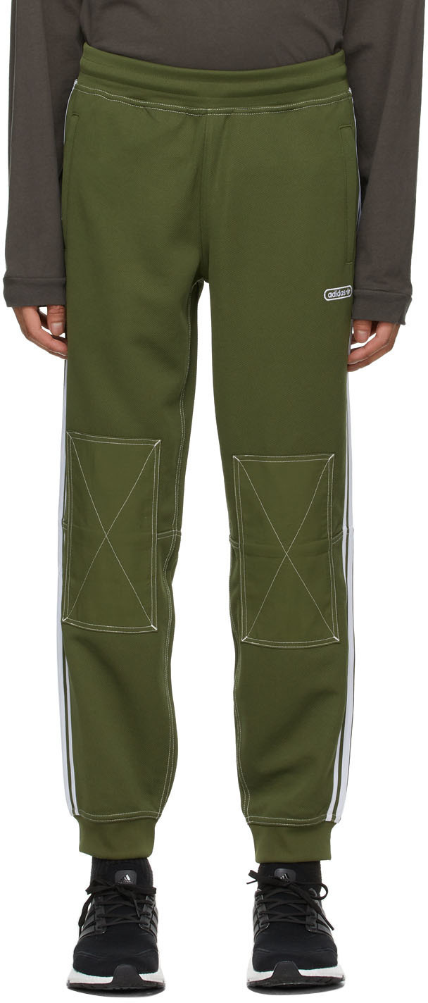 Photo: adidas Originals Khaki SPRT Track Pants
