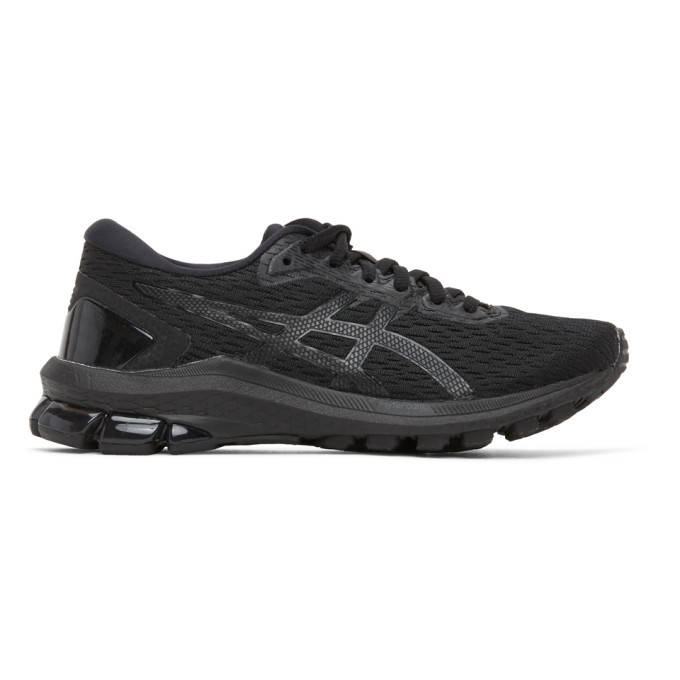 Photo: Asics Black GT-1000 9 Sneakers