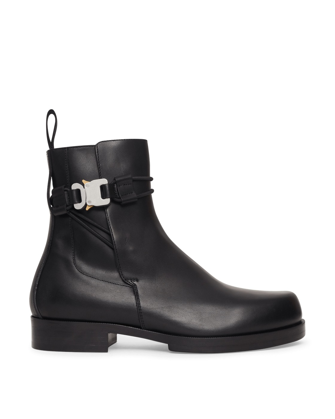 Photo: 1017 Alyx 9sm Low Buckle Boots Black