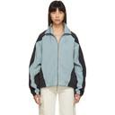 GmbH Blue Organic Fleece Yaan Jacket