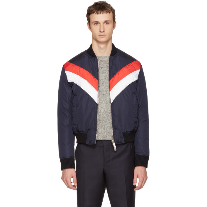Photo: Dsquared2 Navy Canada Hiking Sports Down Jacket