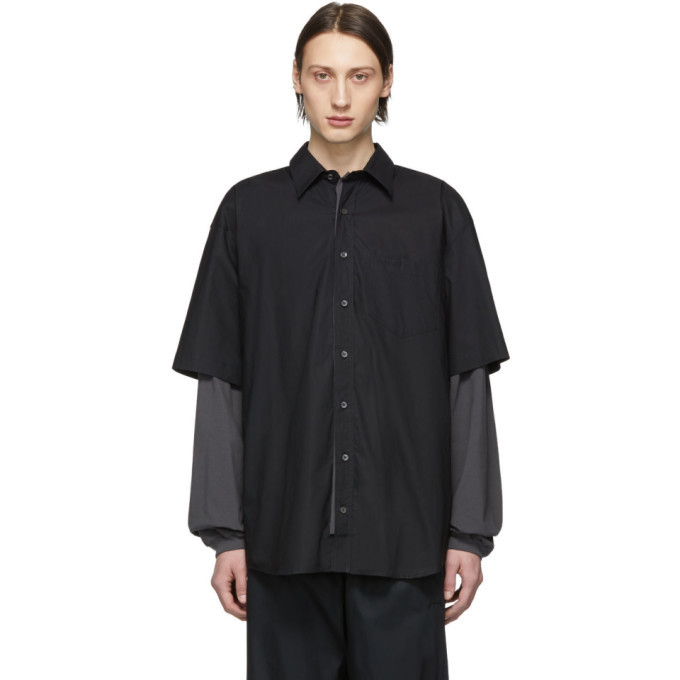 Photo: Vetements Black Happiness Shirt