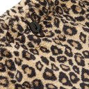 KAPITAL - Leopard-Print Fleece Drawstring Trousers - Animal print
