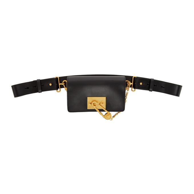 Photo: Versace Black Tribute Bag