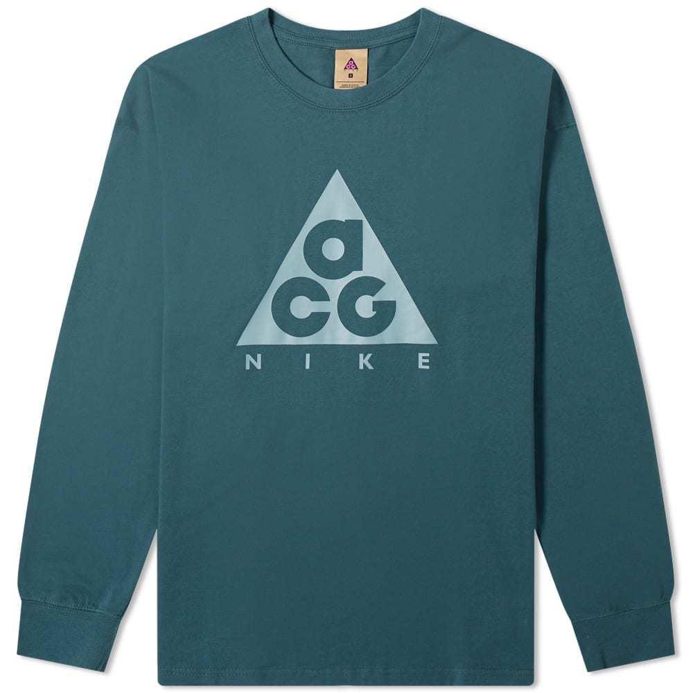 Photo: Nike ACG Long Sleeve Logo Tee