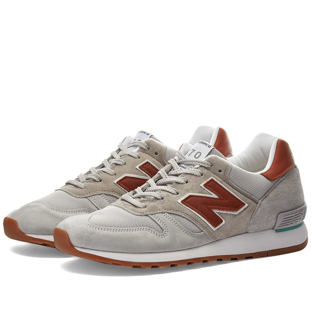 Photo: New Balance M670GTW - Made in England