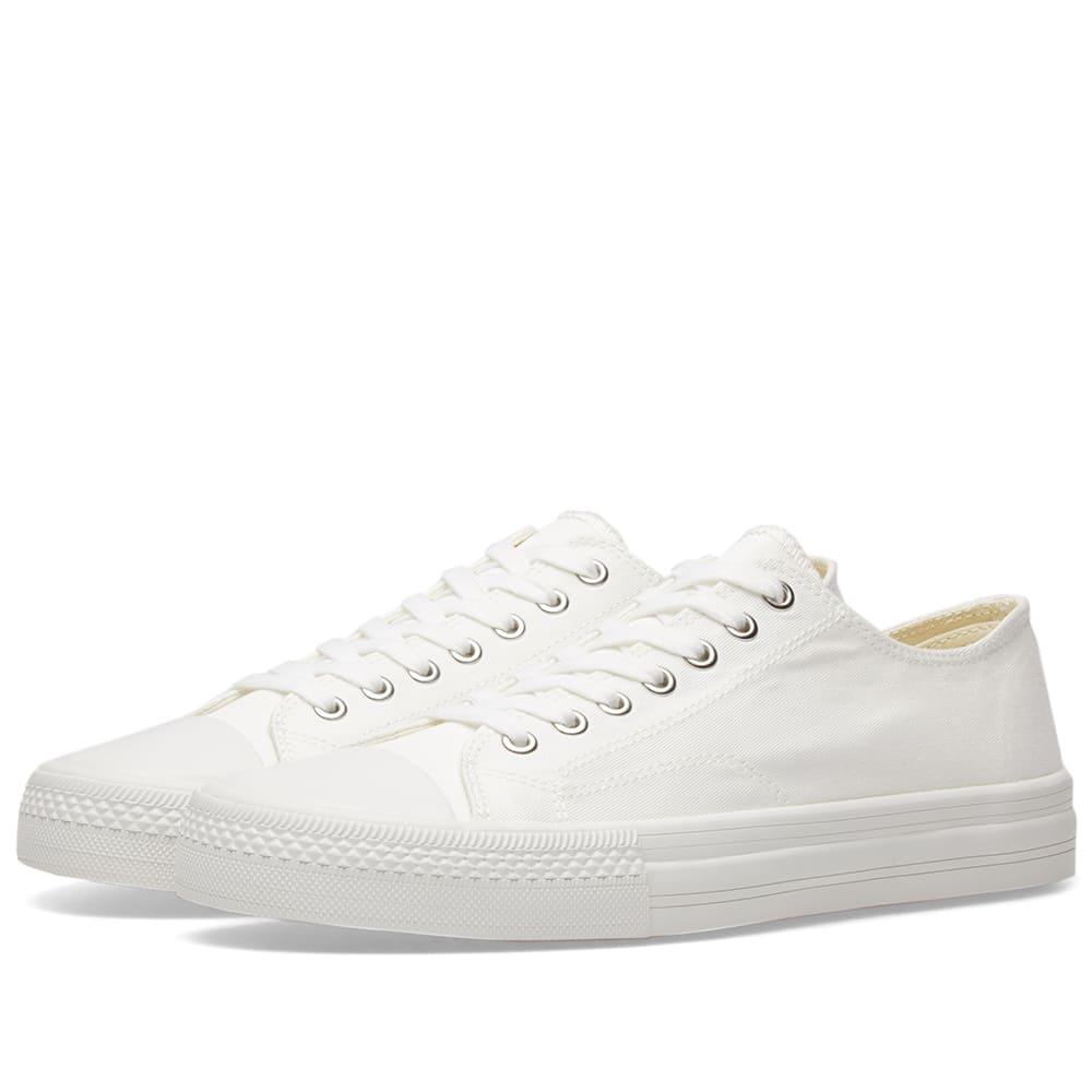 Photo: Junya Watanabe MAN Cotton Twill Sneaker White