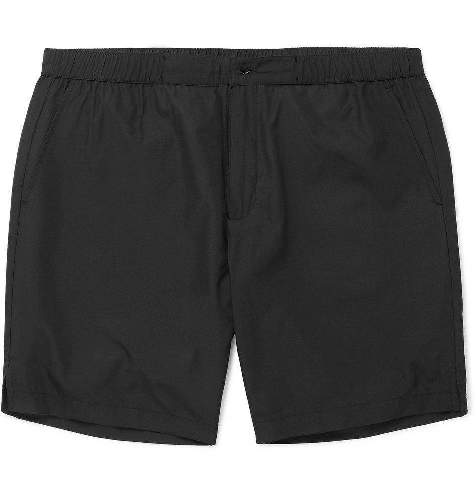 Sunspel - Iffley Road Trent Tech-Shell Shorts - Men - Black