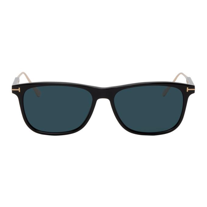Photo: Tom Ford Black Morgan Sunglasses