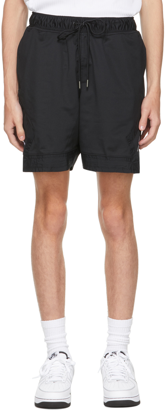 Photo: Nike Jordan Black Jumpman Diamond Shorts