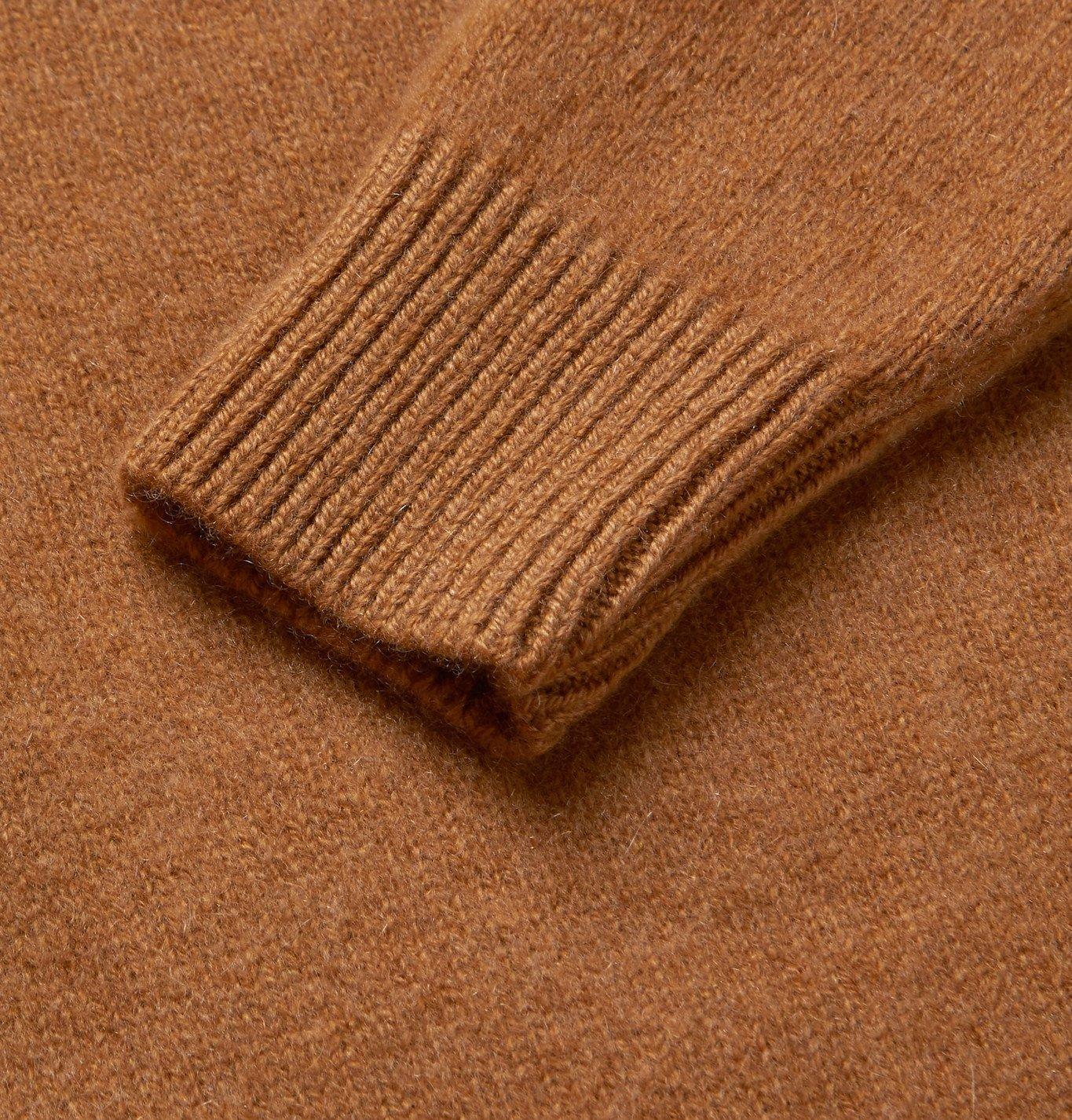 The Elder Statesman - Cashmere Sweater - Brown