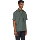 Stella McCartney Grey Nicholai Short Sleeve Shirt