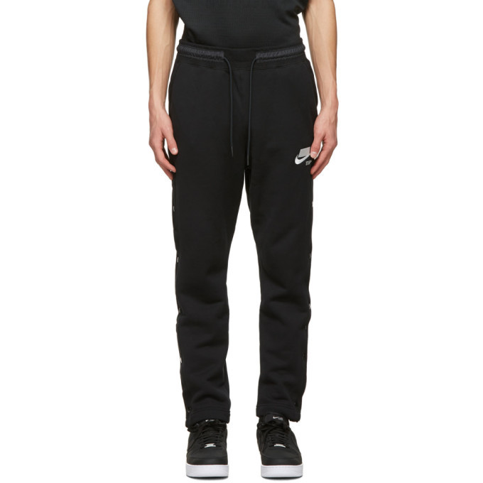 Photo: Nike Black NSW French Terry Sweatpants