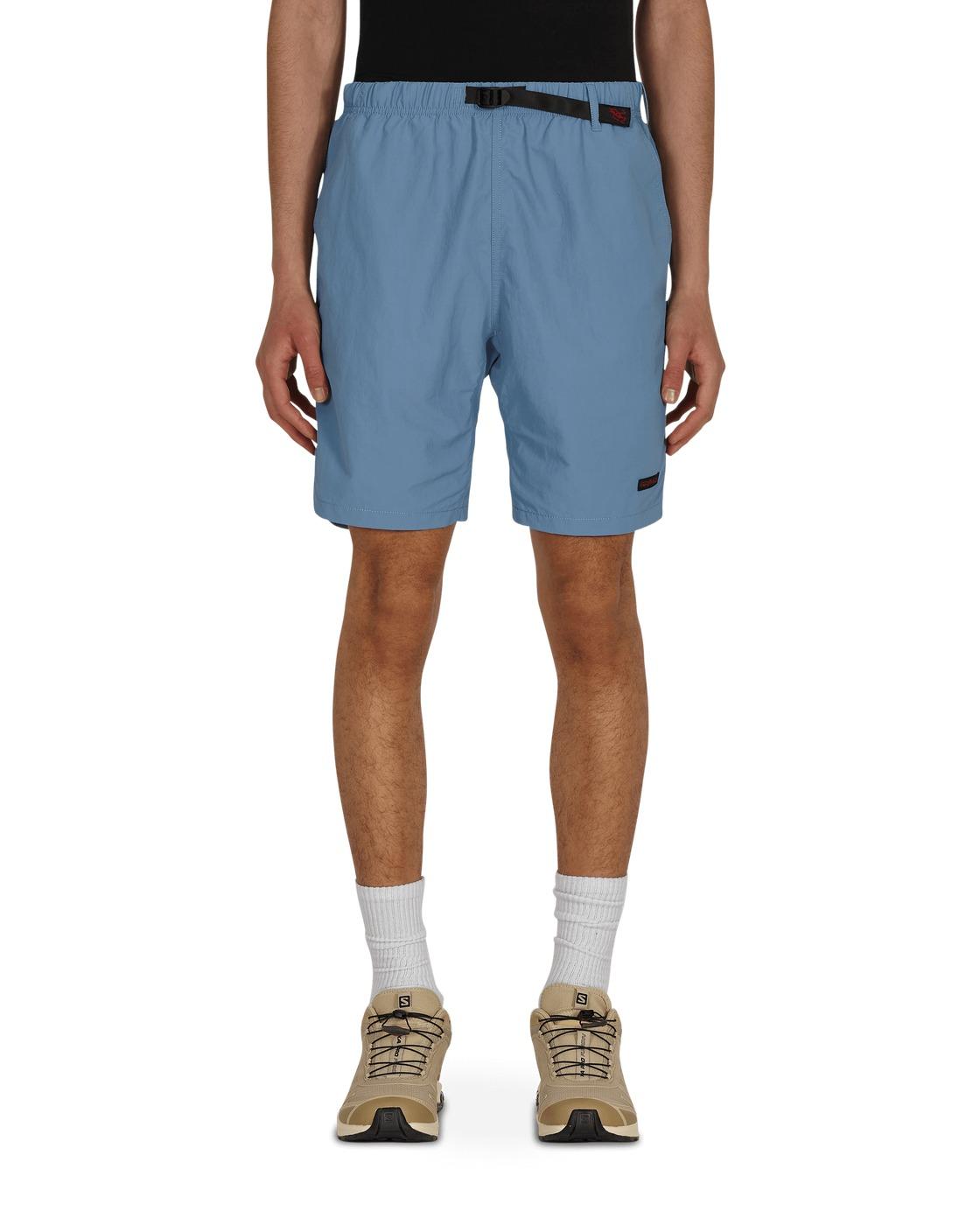 Photo: Gramicci Shell Packable Shorts Sax