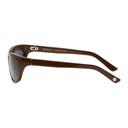 Acne Studios Brown Bla Konst Lou Sunglasses