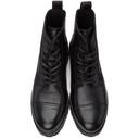 Belstaff Black Alperton Boots