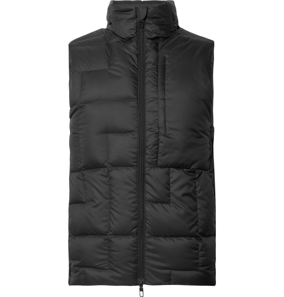 Photo: Lululemon - Pack It Down Quilted Gylde Gilet - Black