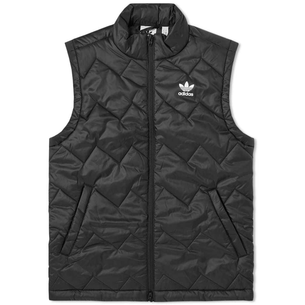 Photo: Adidas SST Puffy Vest