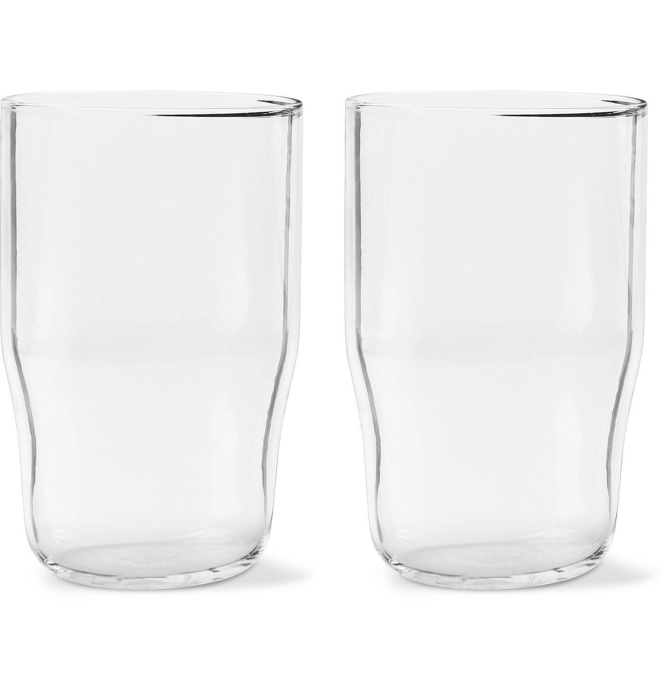 Photo: RD.LAB - Helg Bevanda Set of Two Glasses - Neutrals