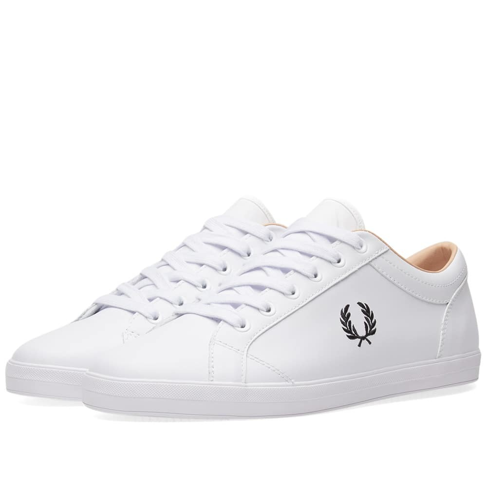 Fred Perry Baseline Leather Sneaker