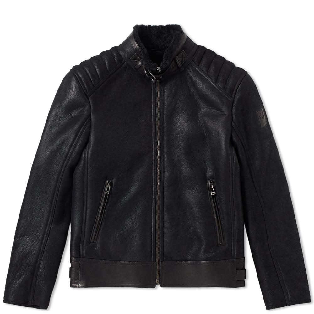 Belstaff Westlake Leather Jacket