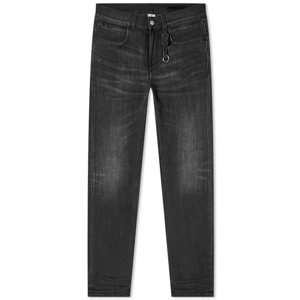 1017 ALYX 9SM Classic Jean with Nylon Buckle