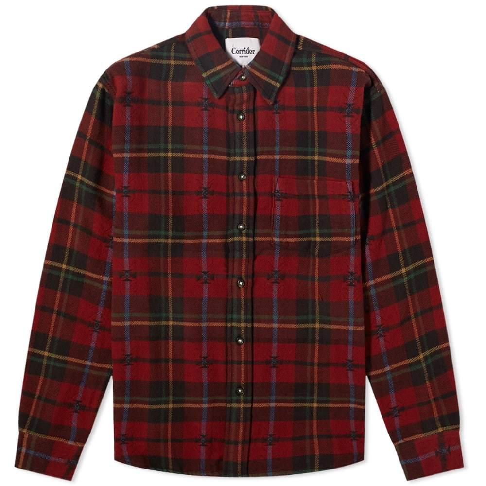 Photo: Corridor Floating Teton Flannel Shirt