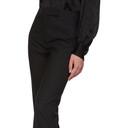 3.1 Phillip Lim Black Merino Ankle Slit Trousers