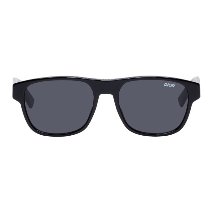 Photo: Dior Homme Black DiorFlag2 Sunglasses