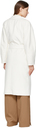 Max Mara White Madame Icon Coat