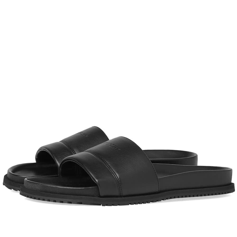 Photo: Givenchy Plaza Leather Sandal