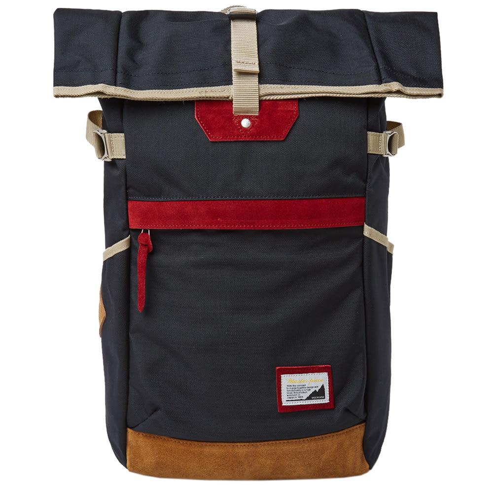 Photo: Master-Piece Over-v6 Rolltop Backpack