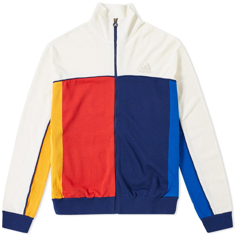 Photo: Adidas x Pharrell Williams US Open Jacket