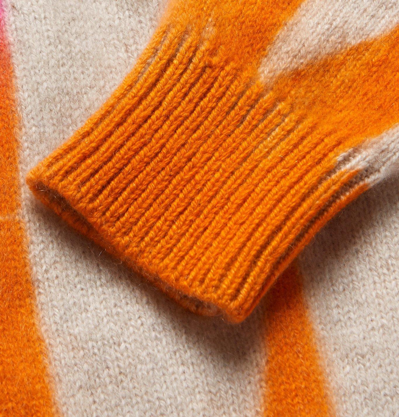 The Elder Statesman - Tie-Dyed Cashmere Sweater - Multi