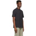 Veilance Black Metre Short Sleeve Shirt