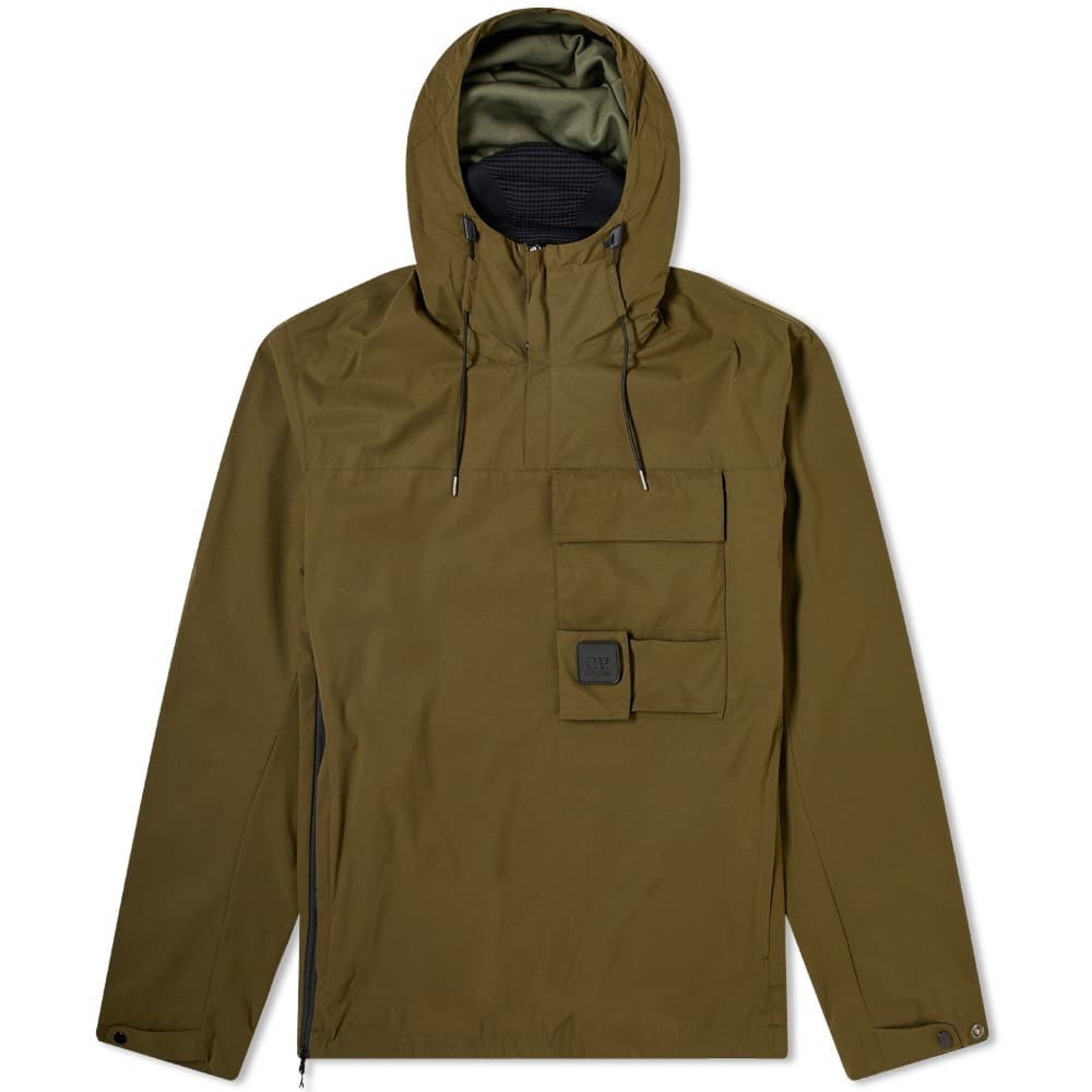 Photo: C.P. Company Urban Protection Protek Popover Hooded Jacket